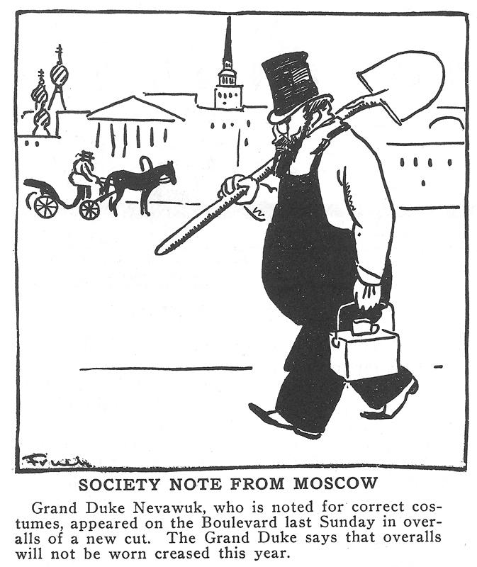 Good Morning , May 29, 1919.