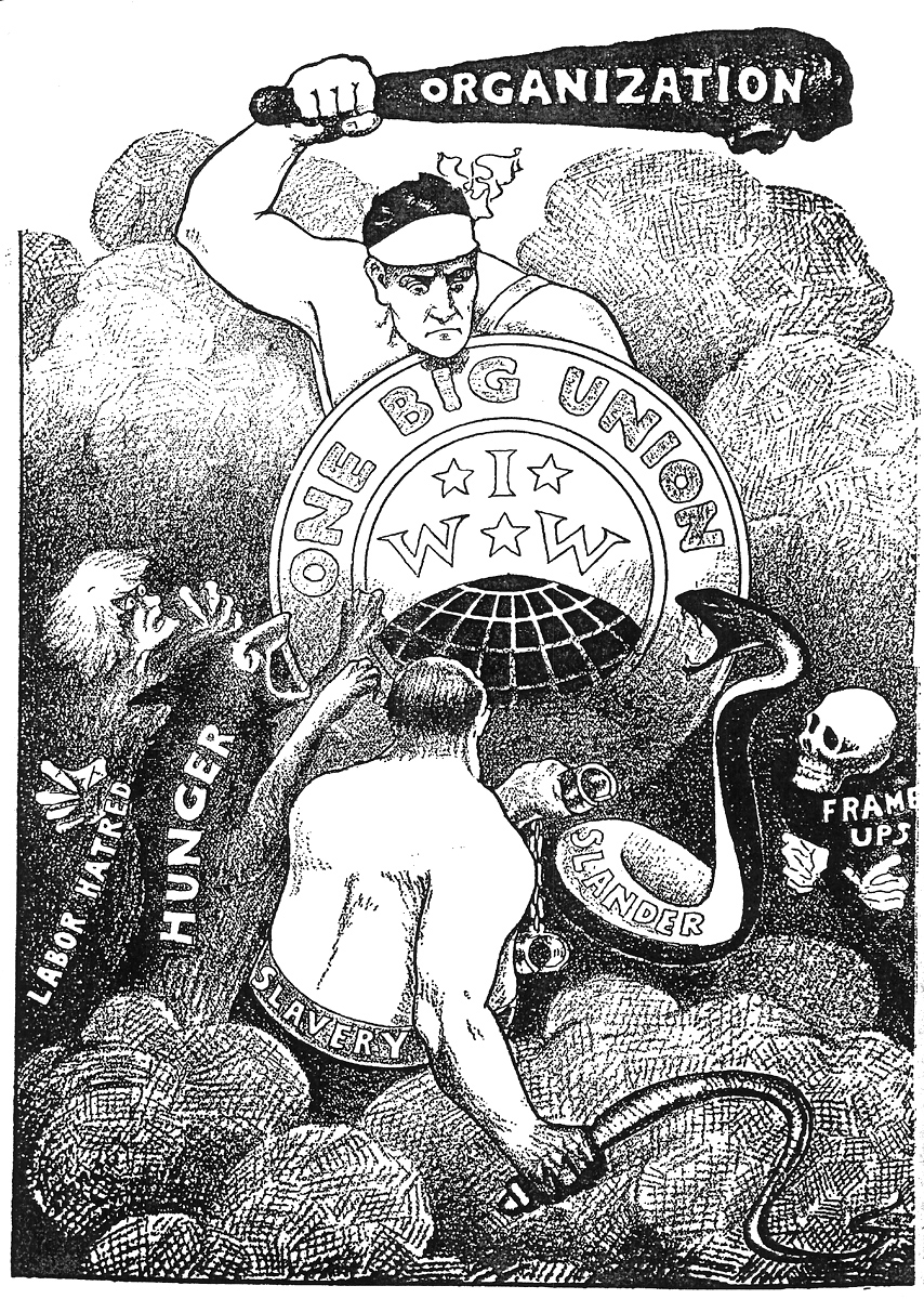 Ralph Chaplin,  Solidarity , June 2, 1917.