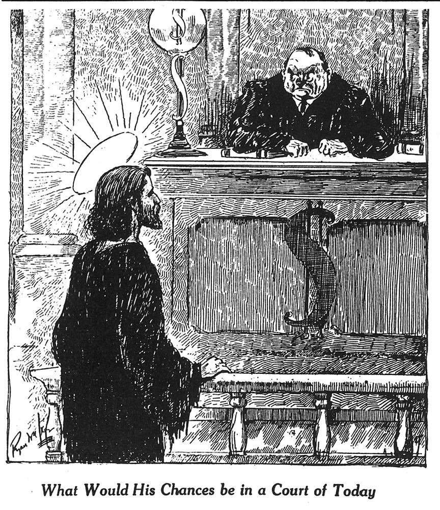 Ryan Walker,  The Red Portfolio: Cartoons for Socialism  (Girard, 1912).