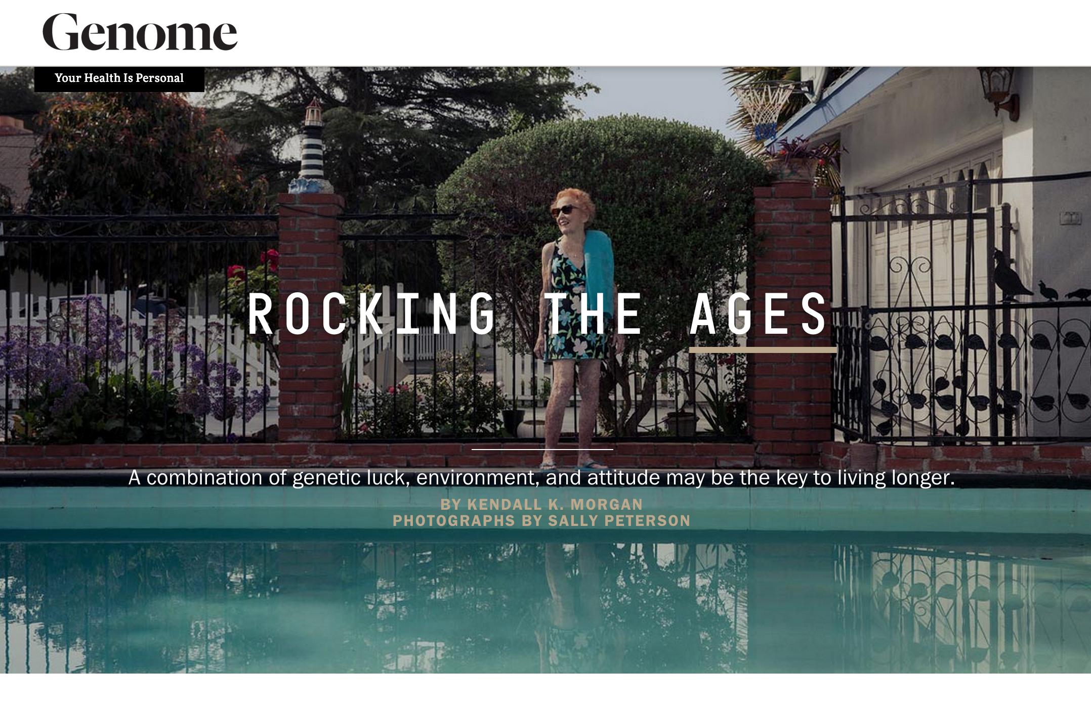 Genome Magazine