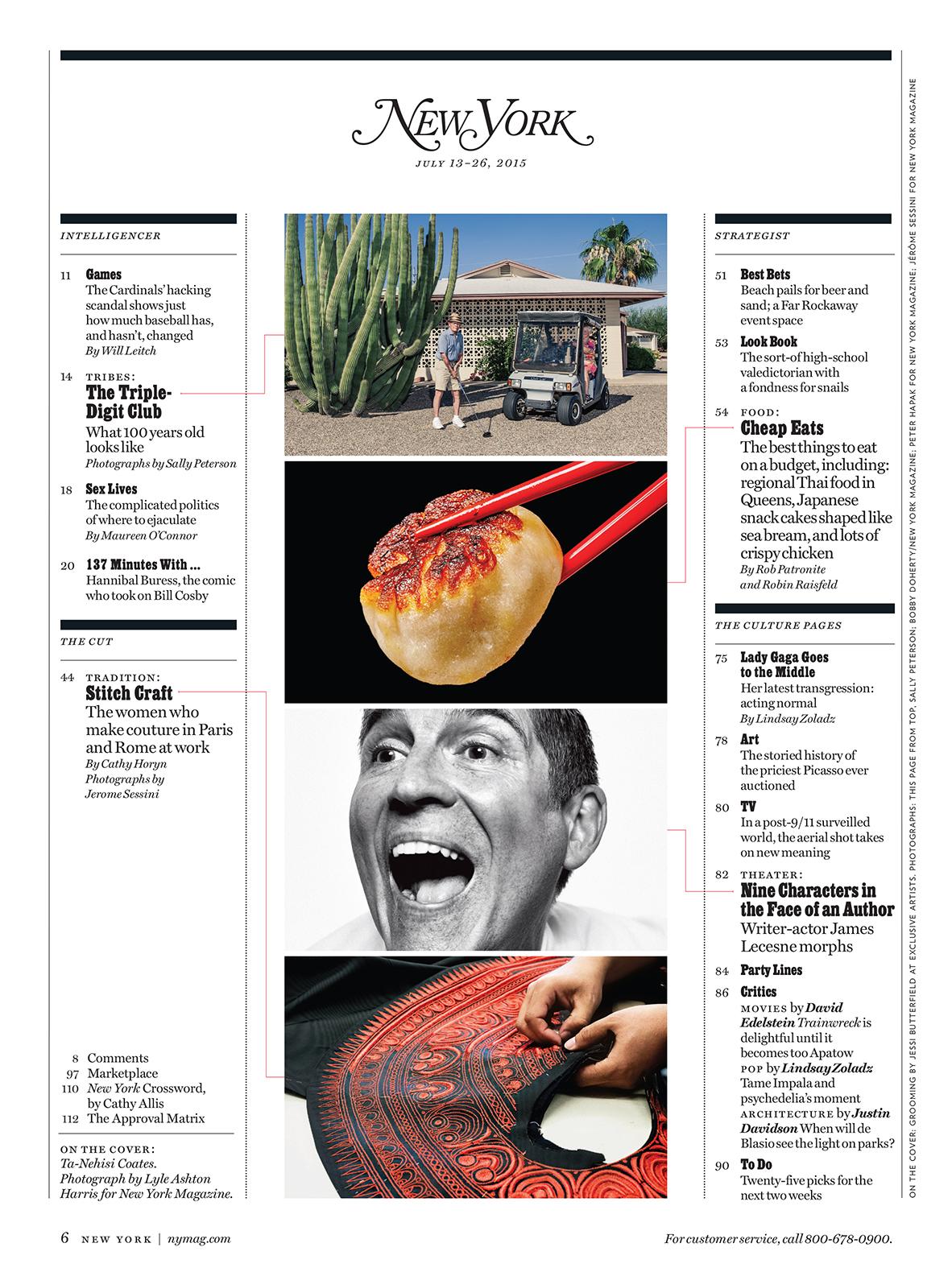 New York Magzine