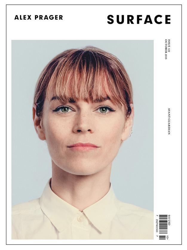 Alex Prager for Surface Magazine