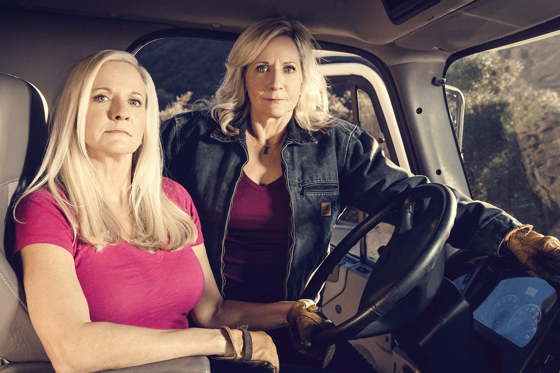 BRITA MCCOLLOUGH & BRENDA RYAN / THE HOLLYWOOD REPORTER