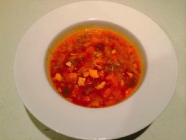 chicken-bacon-vegetable-soup
