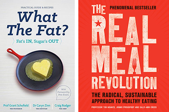 kow-carb-high-fat-books