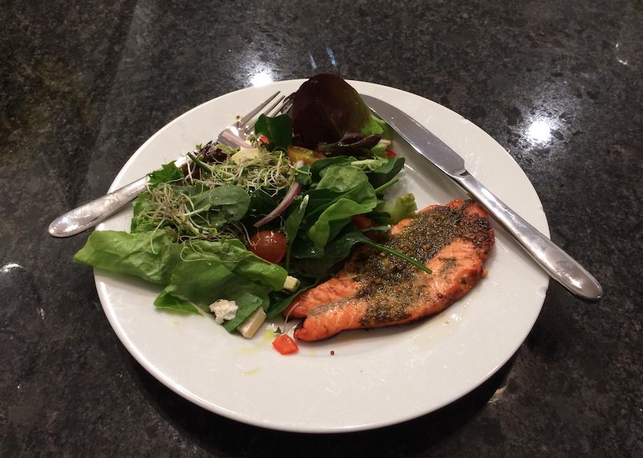 salmon-with-pesto