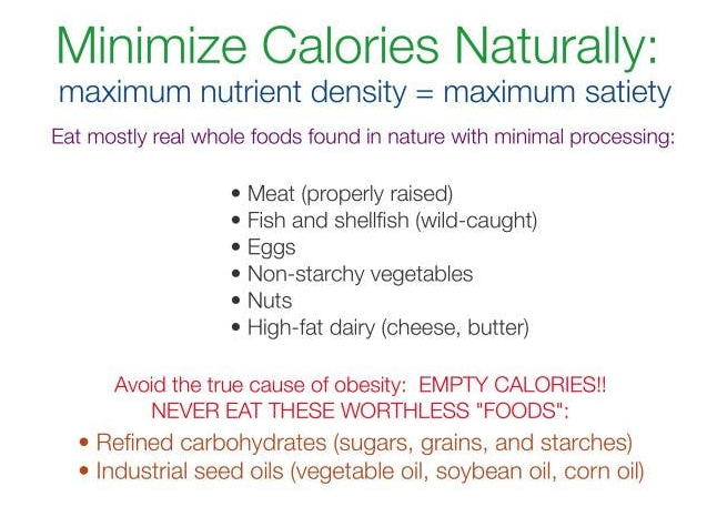 minimise-calories-naturally
