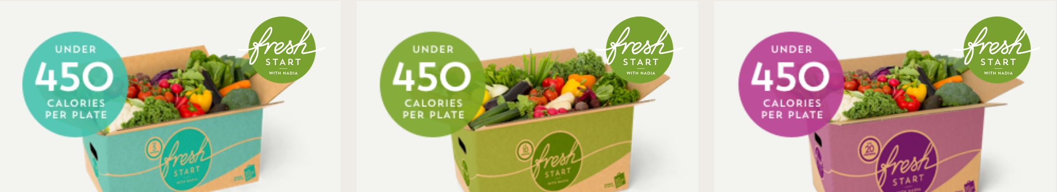 The Fresh Start Bag from myfoodbag.co.nz