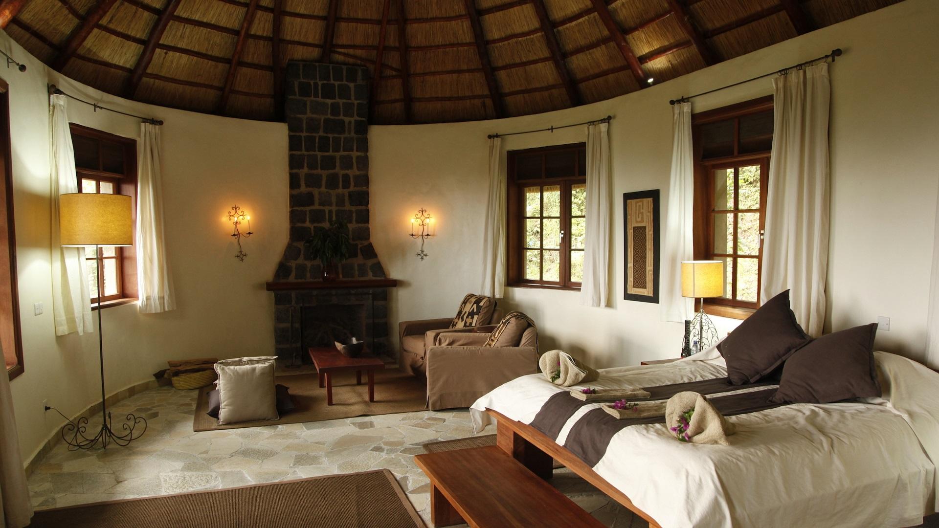Mikeno Lodge - DRC Congo