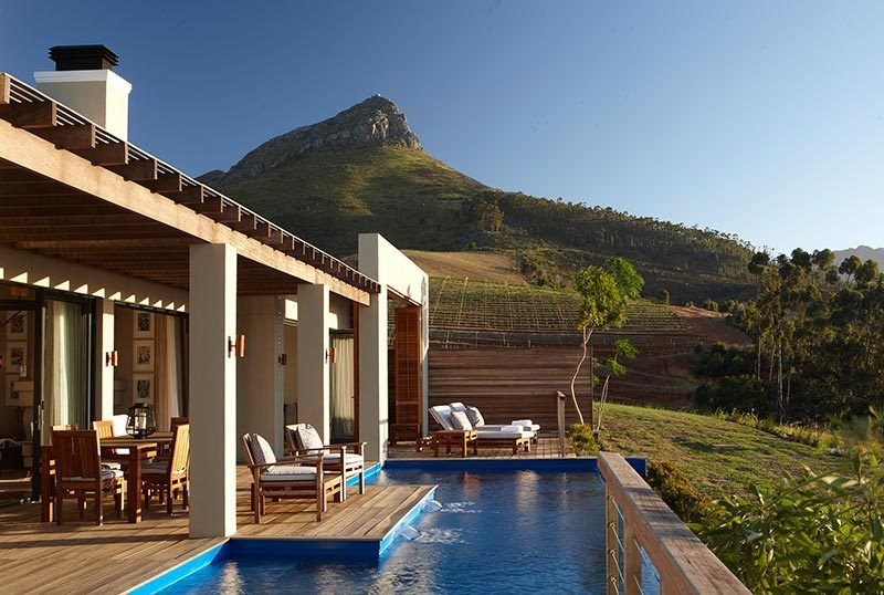 Delaire Graff Lodges & Spa - South Africa