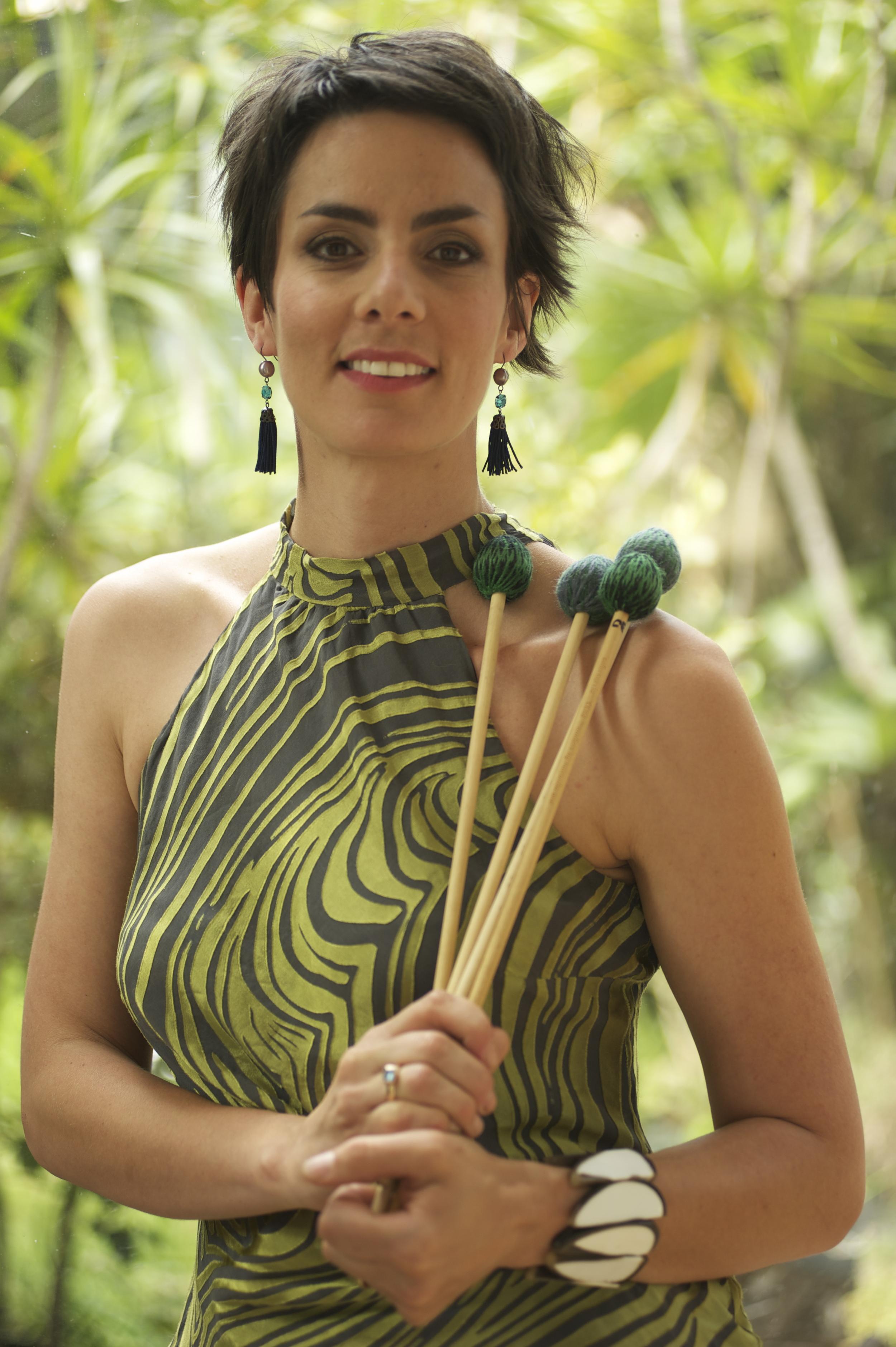 Claire Edwardes (percussion)