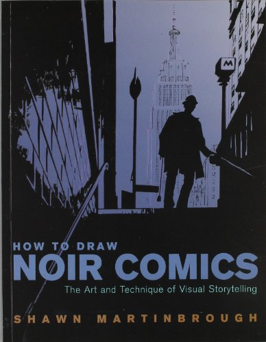 How to Draw Noir Comics