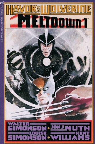 Havok & Wolverine: Meltdown Volume 1