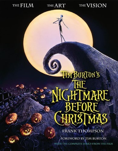 Tim Burton's The Nightmare Before Christmas: The Film - The Art
