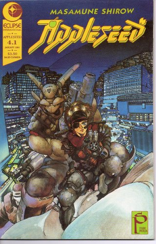 Appleseed 4.1