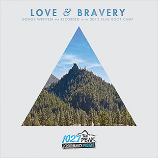 PEAK PERFORMANCE PROJECT 2012 -  LOVE AND BRAVERY     ENGINEERING - MIXING - EDITING