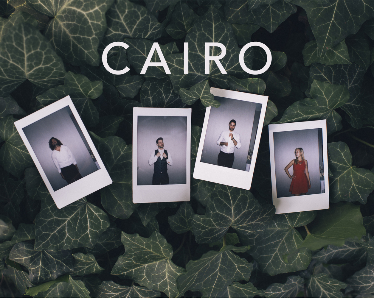 Cairo Debut LP NYG Productions