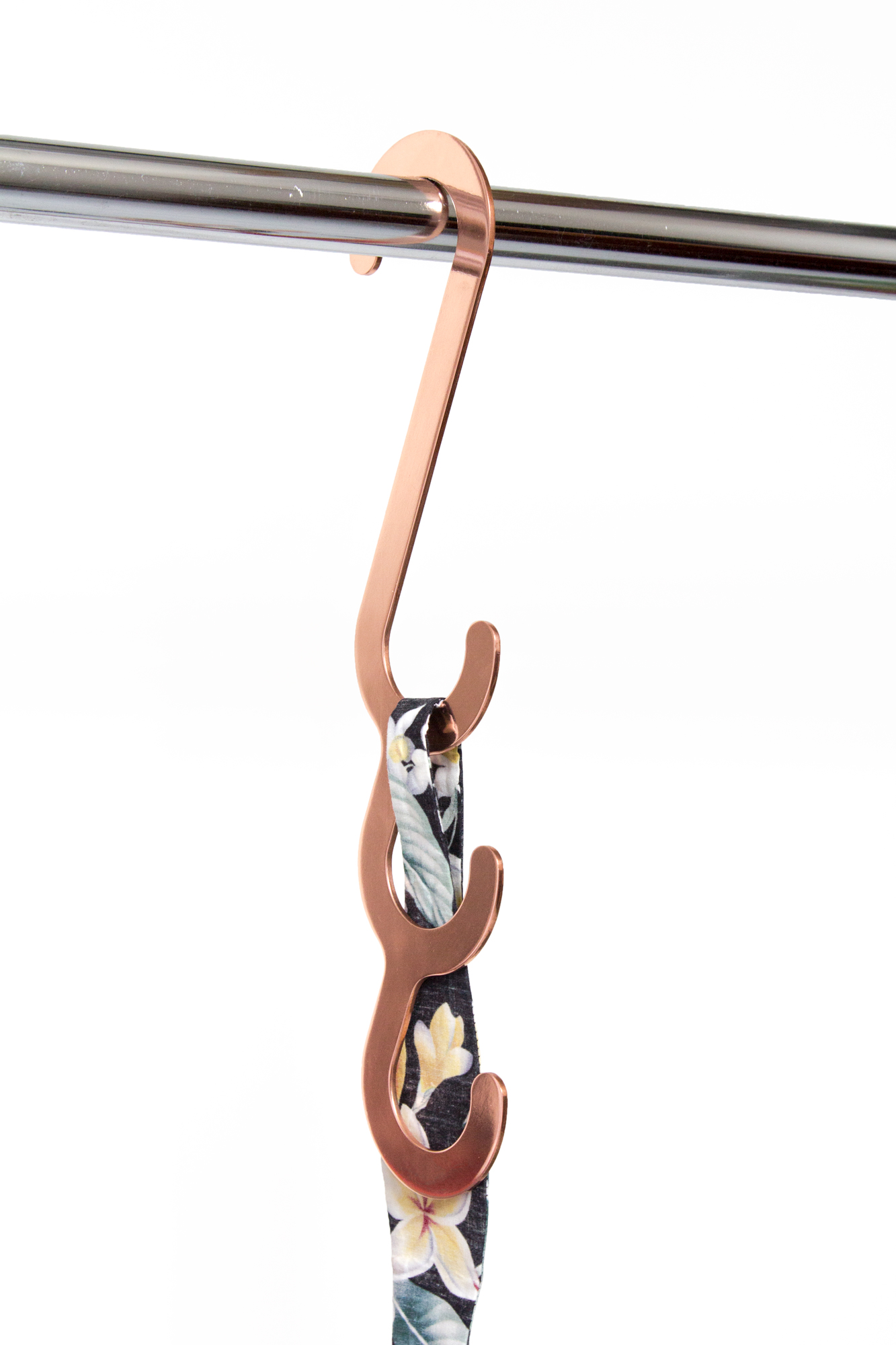 gancho - manuh - cabideiro - gravata - newgents - organização - design Eduardo Borém