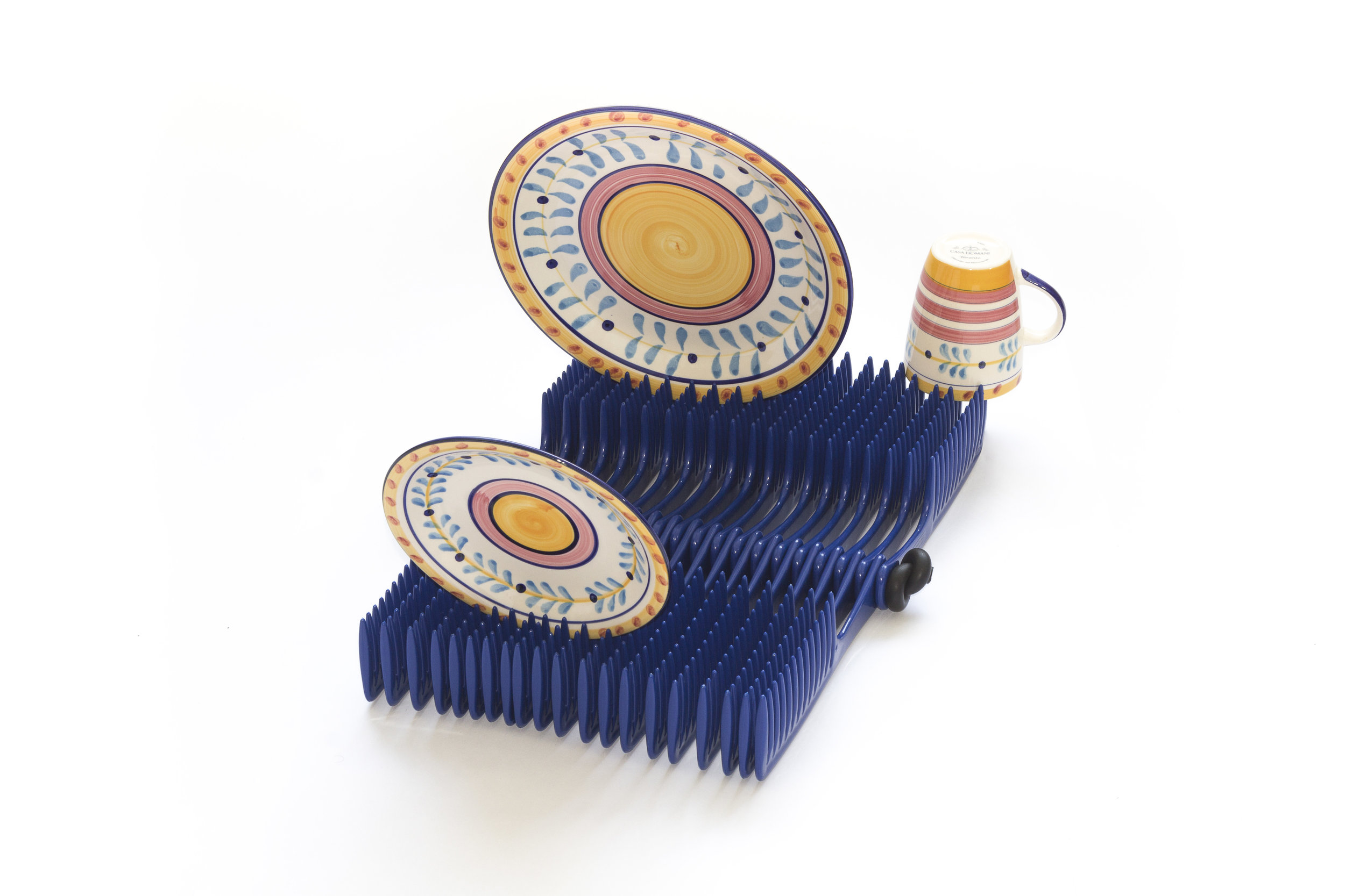 Pentz - escorredor de pratos duplo - azul - Design Eduardo Borém - IMG_0155-Edit.jpg