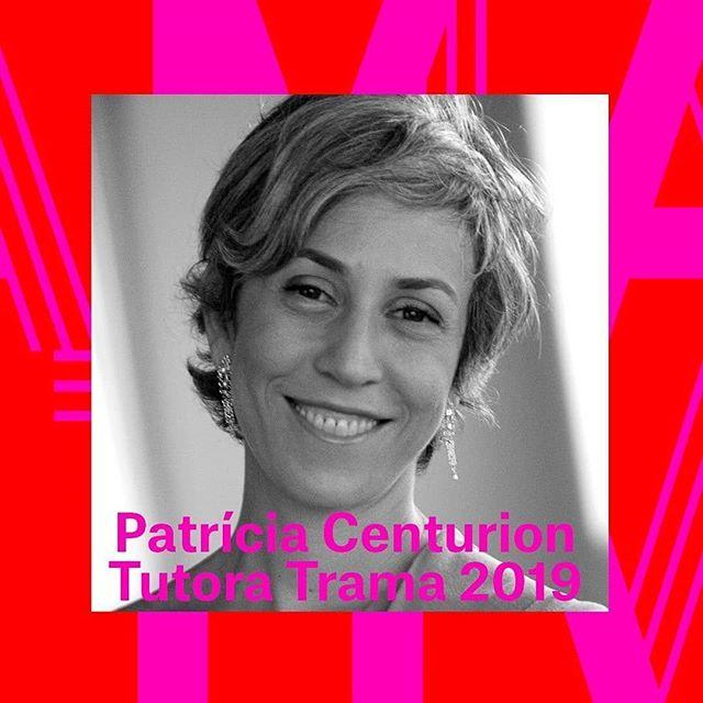 """Que alegria ter @paticenturion de volta em nossa #TramaAfetiva! Vem conhecer mais dessa designer e mulher inspiradora. . Nos últimos 15 anos,Patricia Centurionvem trabalhando para um futuro consciente e colaborativo. Pati atuou por mais de 20 anos como empresária na área da joalheira. Como empreendedora social, ela foi idealizadora e fundadora da We Did, empresa que trabalhava com os resíduos da indústria da moda, dentro dos conceitos do """"redesign"""" e do """"upcycling""""em São Paulo Brasil. Na Holanda, para onde mudou-se em 2015, trabalhou com sustentabilidade e resíduos têxteis na empresa i-did.nl e agora esta baseada em Lisboa, onde acaba de se formar como natural chef e health coach pela NOS ESCOLA Portugal. . Estamos nos últimos dias para inscrições no #TramaAfetiva2019 O link está lá na bio!"""