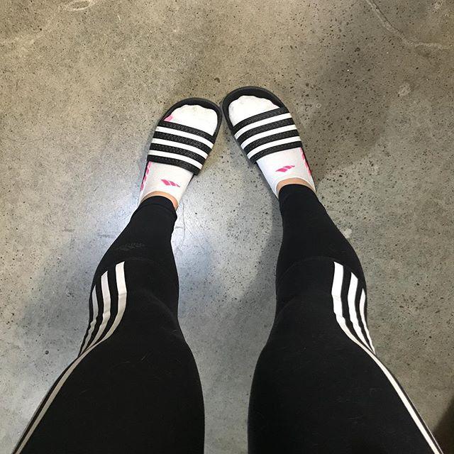 Three stripe life? 🙃
