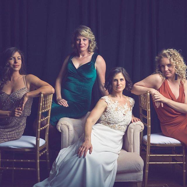 What? You didn't have Annie Leibovitz at your wedding?  #letfreedlandring @amyruthmarsh @sethnotshep MAZEL, we love you! 💕