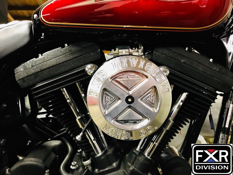 FXR Parts Dept  — FXR Division