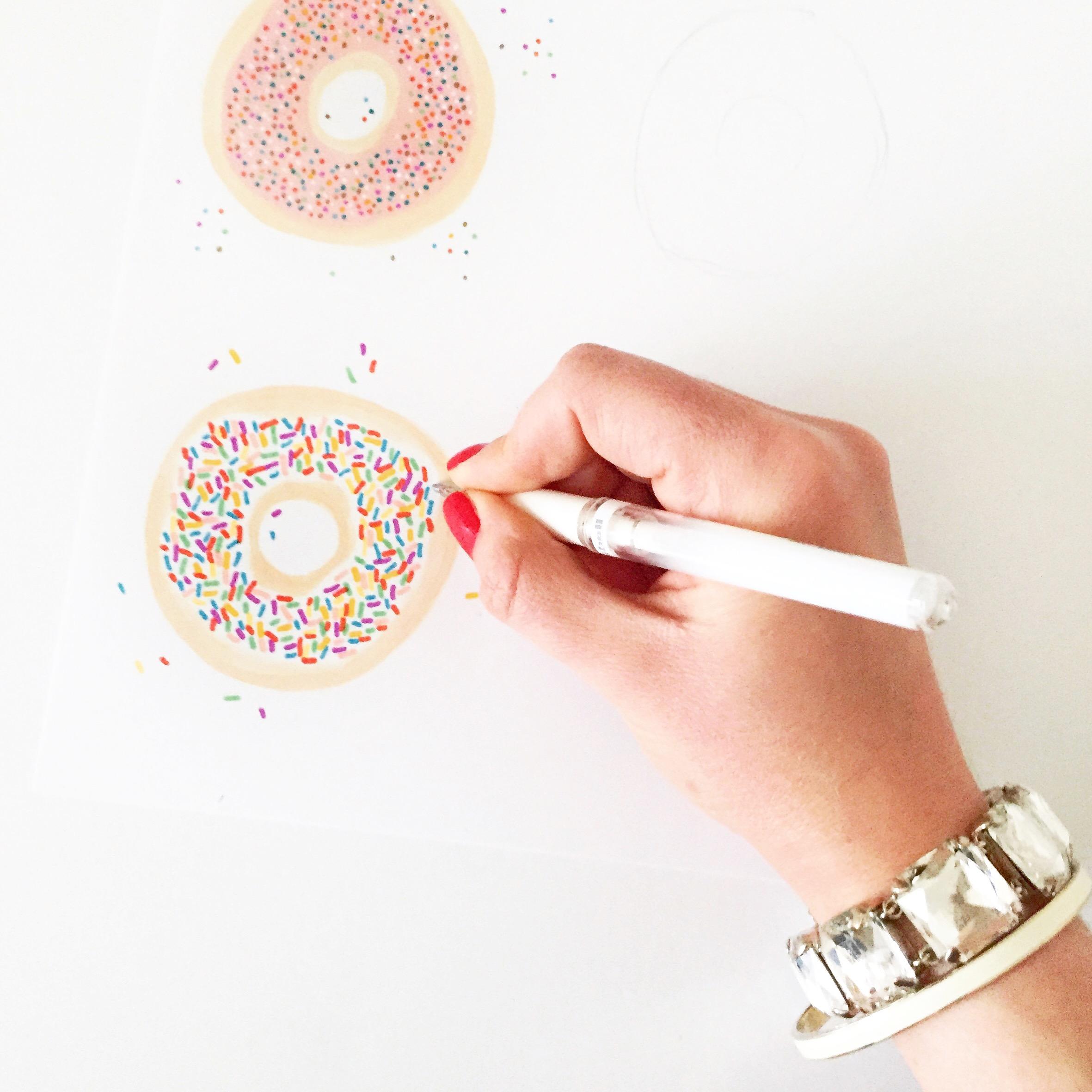 Nicole Cicak_Donut Illustration.JPG