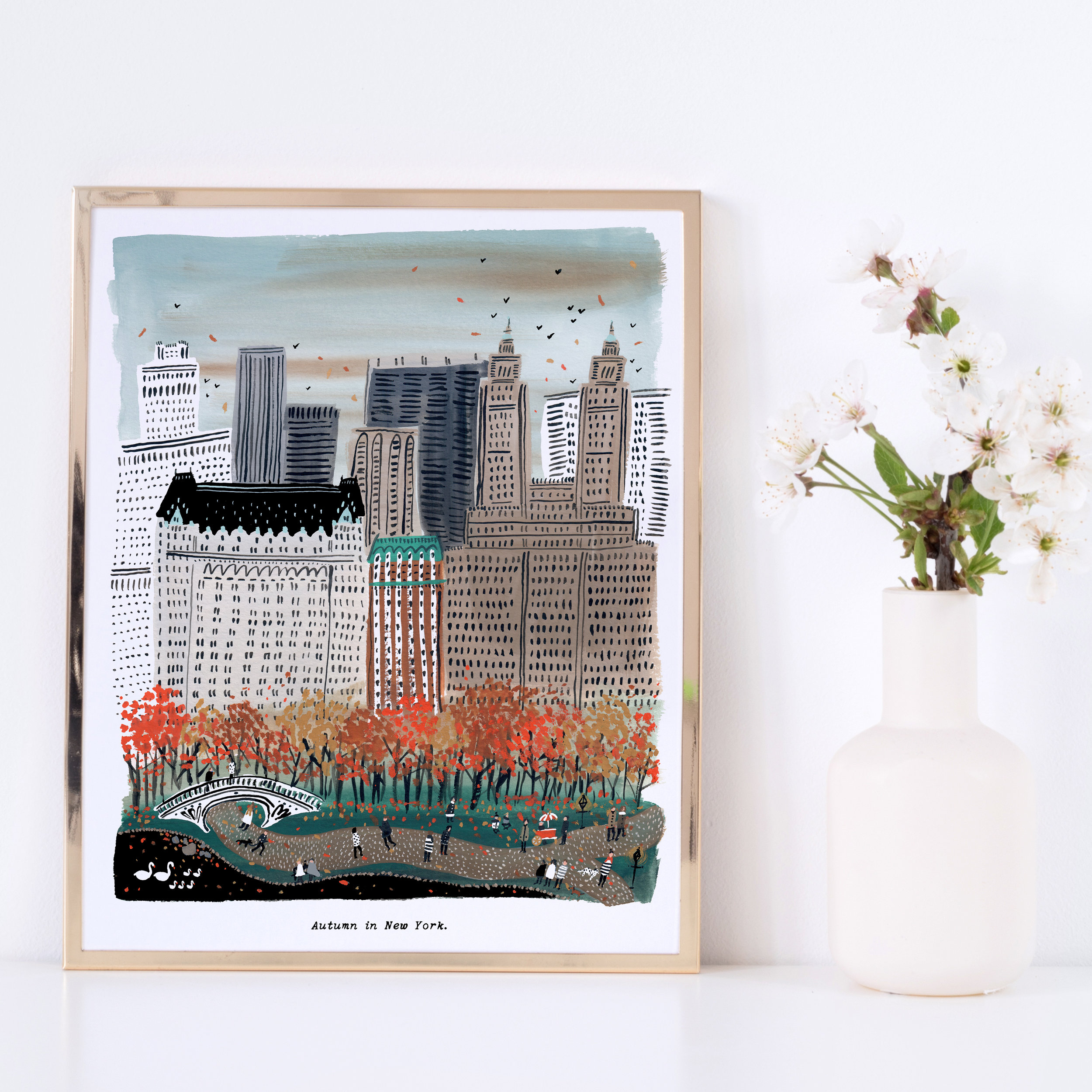 Autumn in New York_Framed.jpg