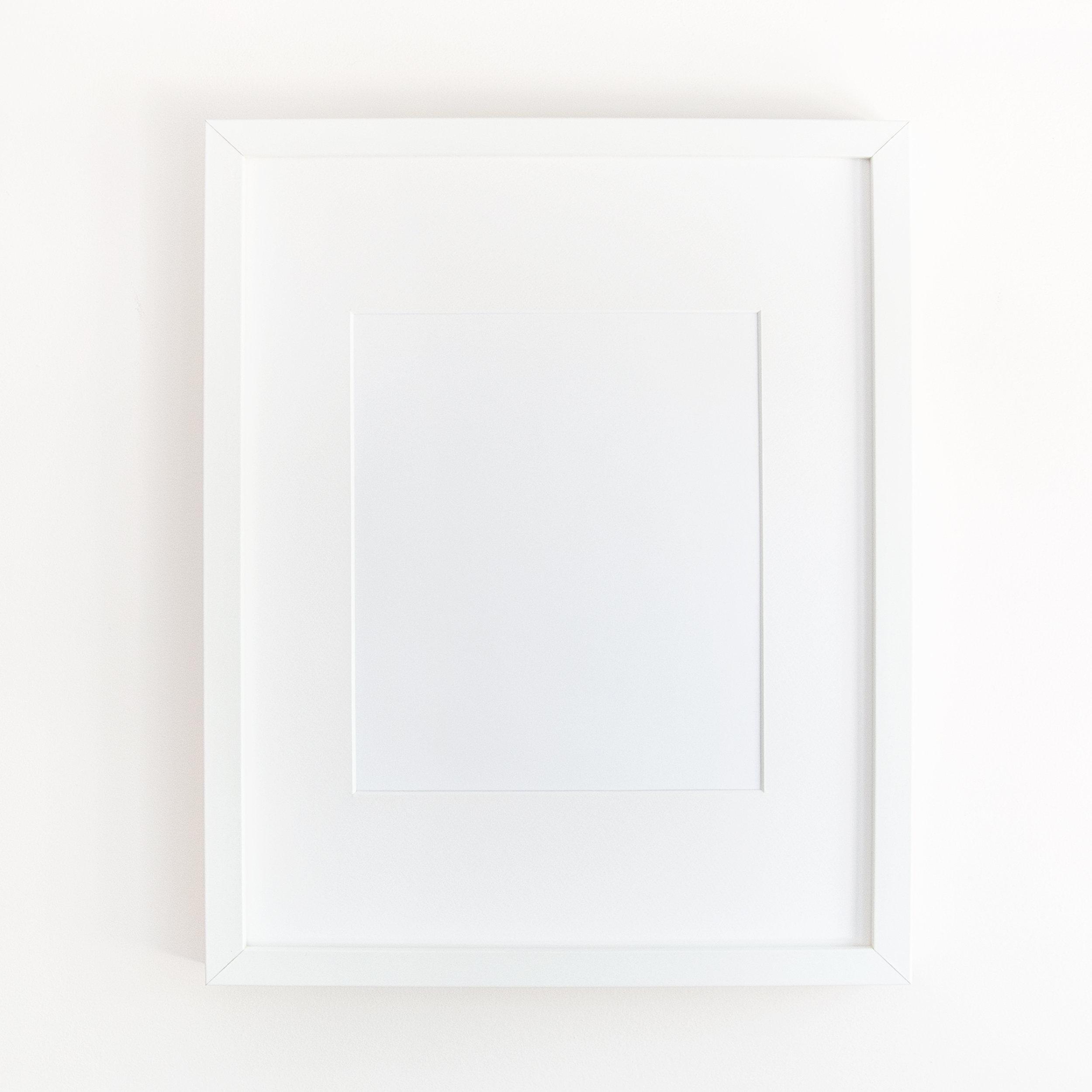 Blank Frame Photo