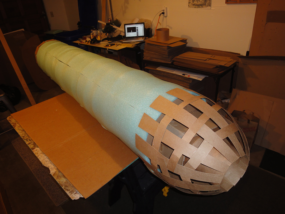Giant Joint Construction
