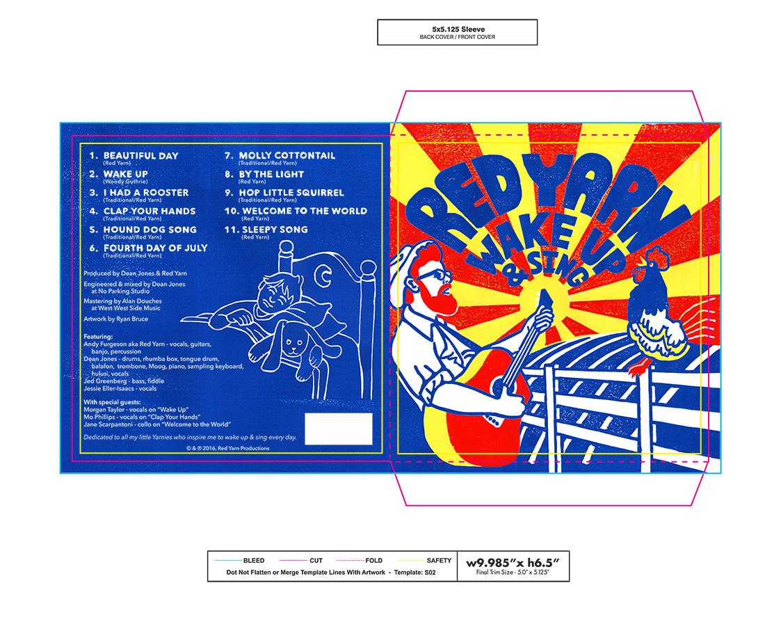 CD Sleeve