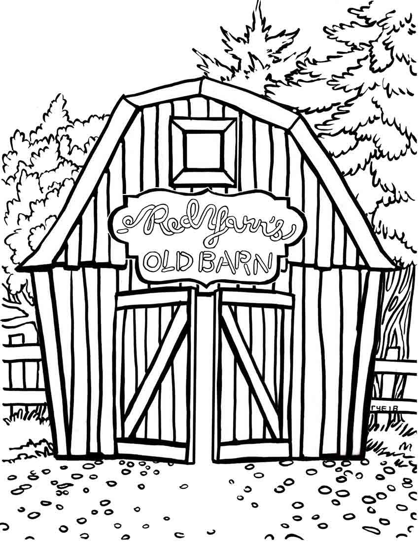 red yarn barn coloring page fin web.jpg