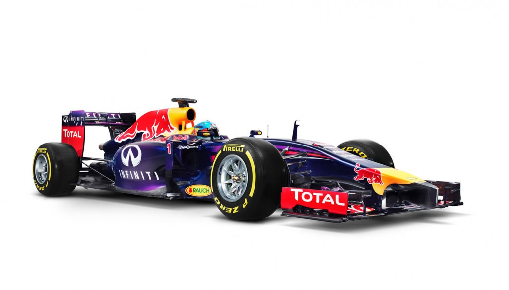 Red Bull Racing RB10 2014