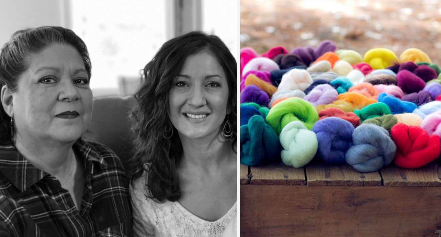 Suzanne + Kelli, Mother/Daughter Duo + their Roving Palettes  (link)