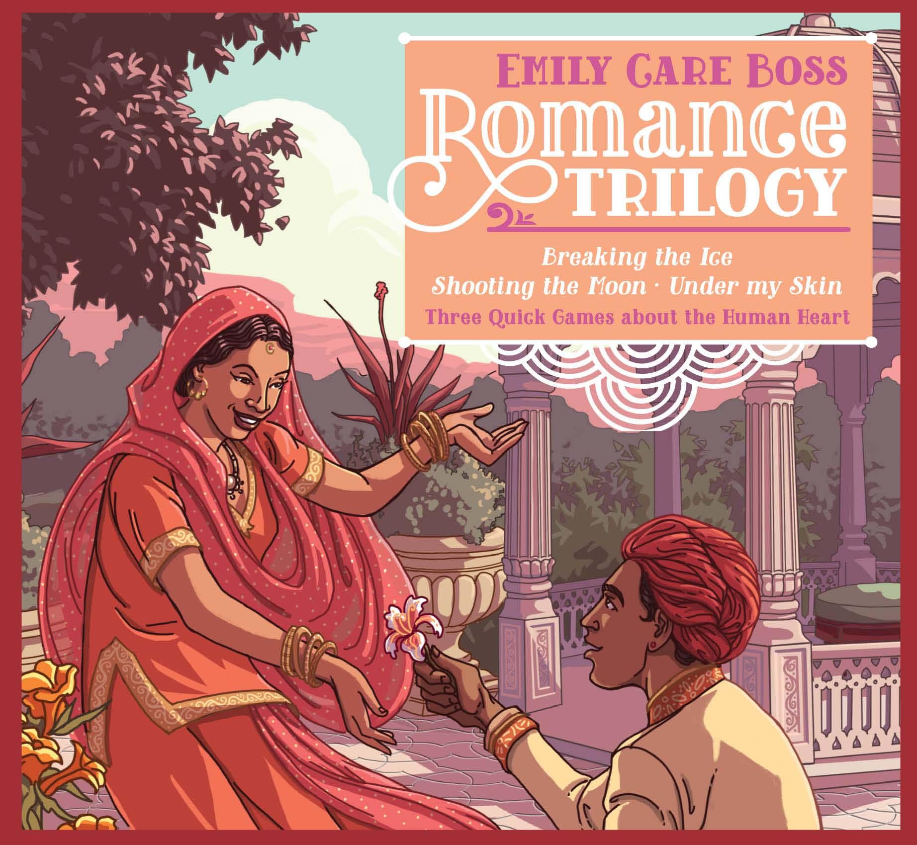 Romance Trilogy Pre-Orders