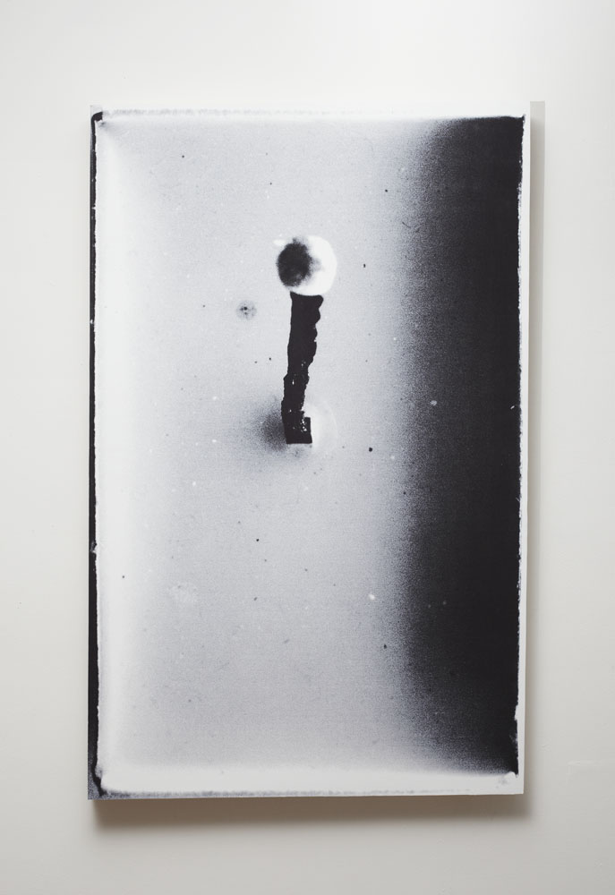 """The art, """"untitled I"""", is a photography & print series of a conceptual sculpture by artist Nicole Nadeau"""""""