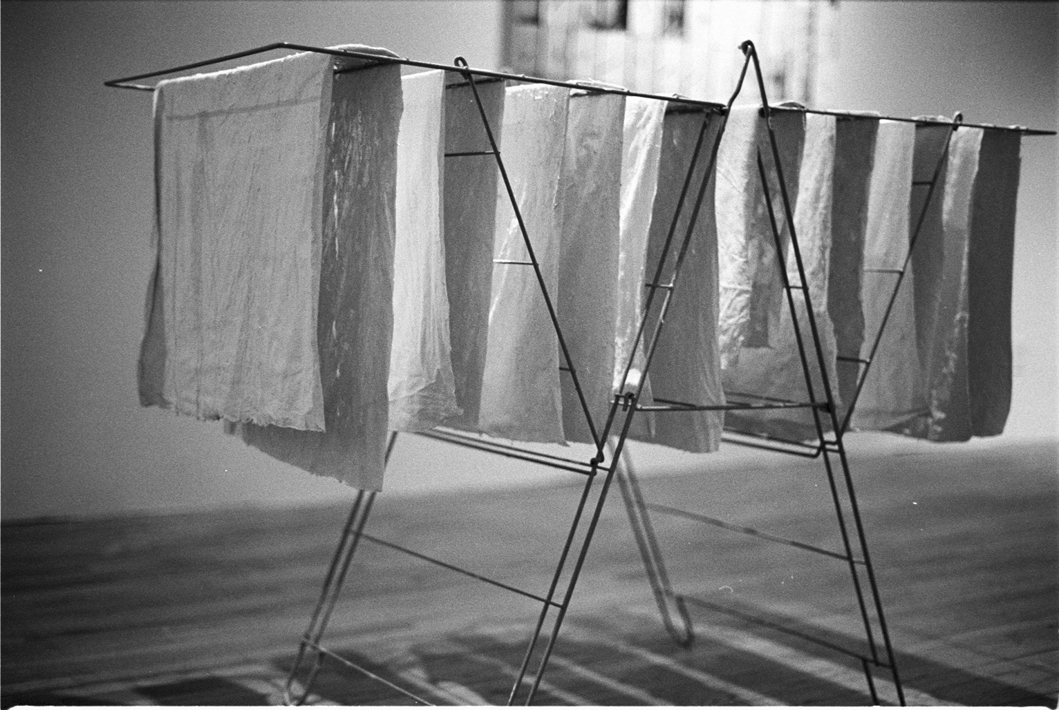 artist Nicole Nadeau art sculpture installation y gallery solo show