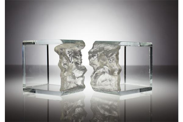 kns collective nicole nadeau kameron gad glass art objects sculpture gallery