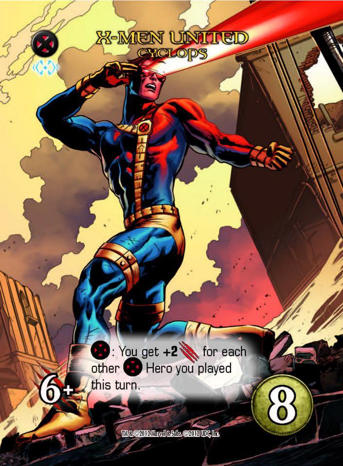 Marvel Legendary - Cyclops
