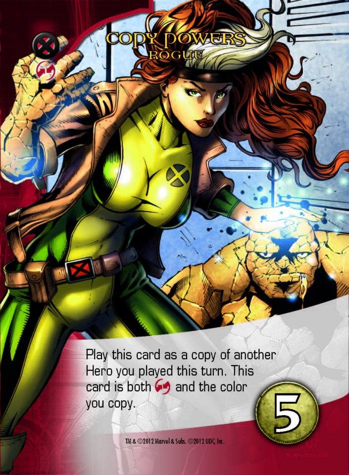 Marvel Legendary - Rogue