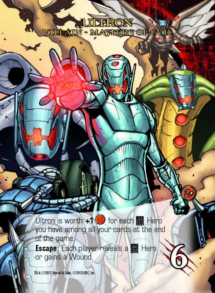 Marvel Legendary - Ultron