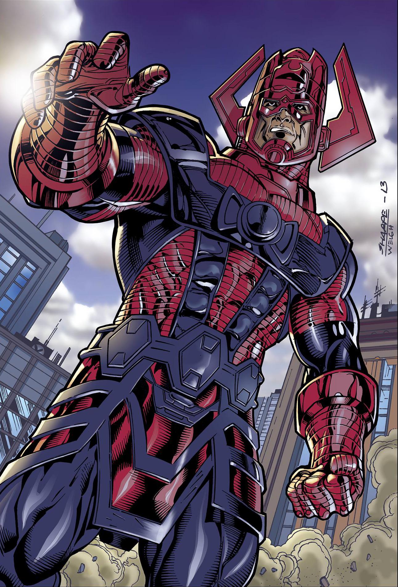 Marvel Legendary - Galactus