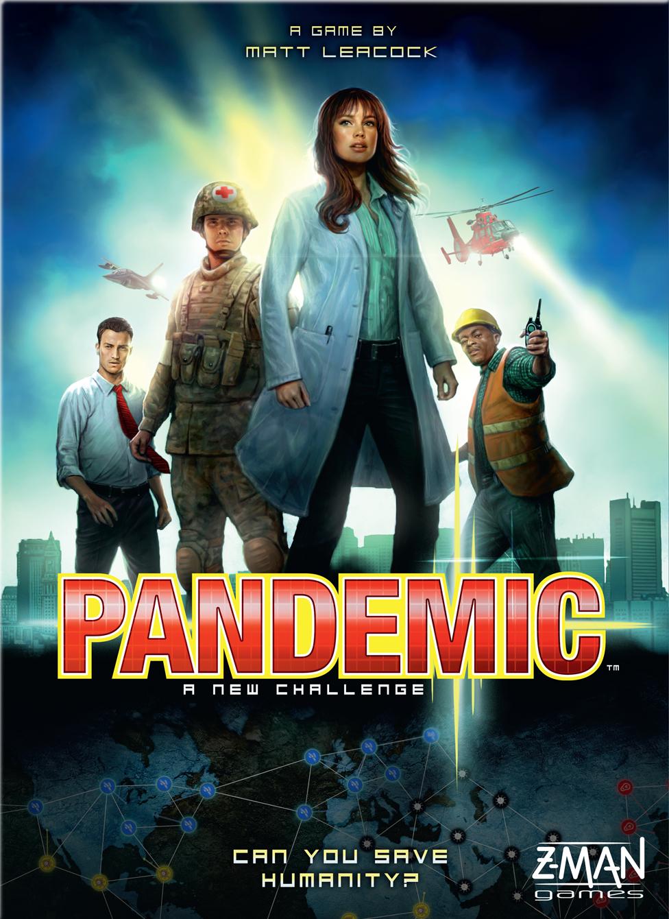 #4 Pandemic