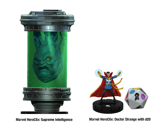 HeroClix 2015 Convention Exclusives