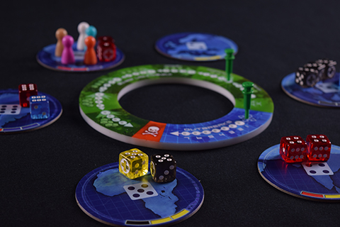 Try a very different version of Pandemic. Read our Pandemic: The Cure review.
