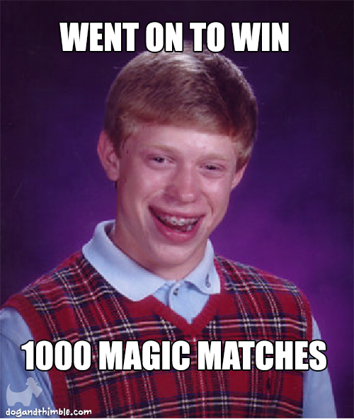 Magic The Gathering Meme