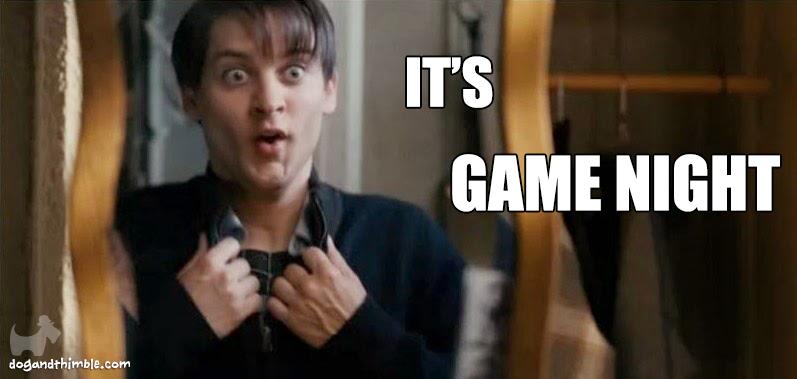 It's Game Night!