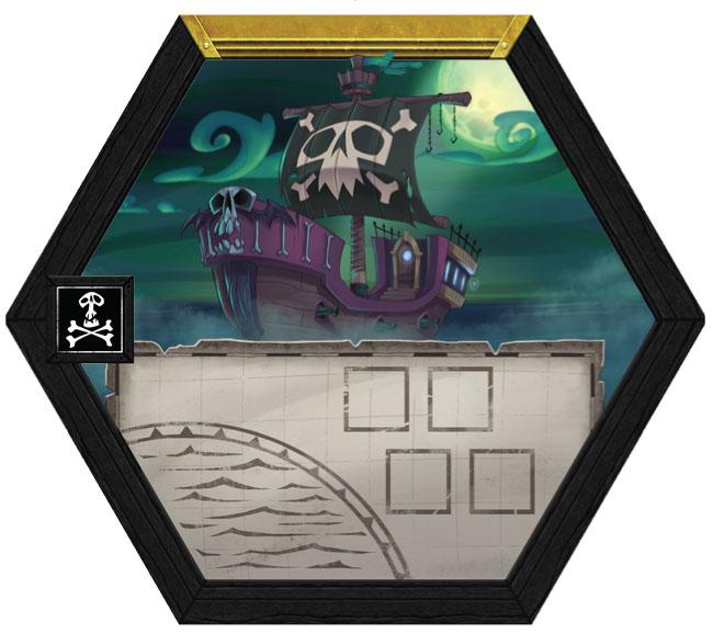 Dark Seas - Your Ship