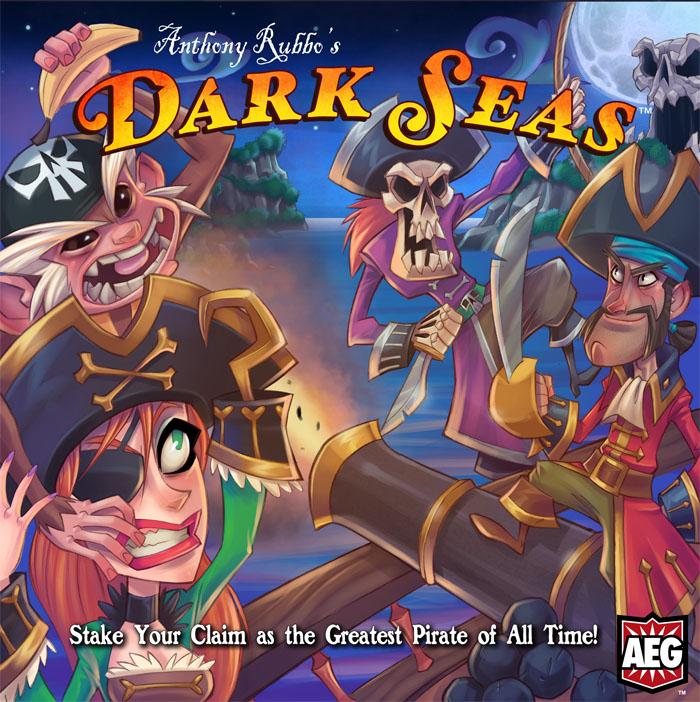Dark Seas Box Cover